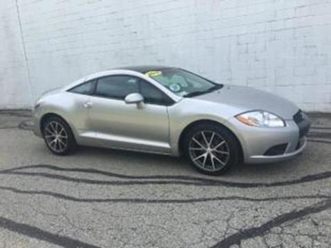 2012 Mitsubishi Eclipse for sale in Murrysville, PA