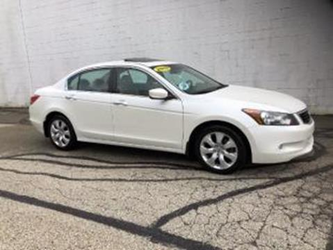 2010 Honda Accord for sale at CHOICE AUTO SALES in Murrysville PA