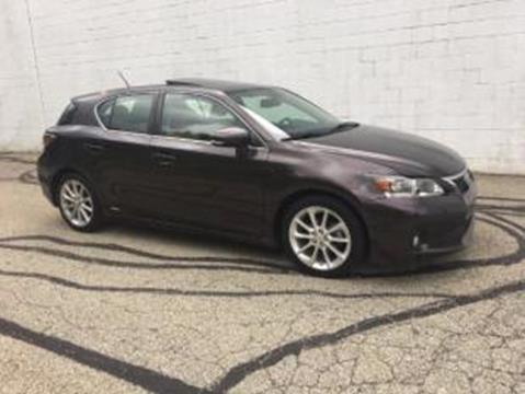 2013 Lexus CT 200h for sale in Murrysville, PA