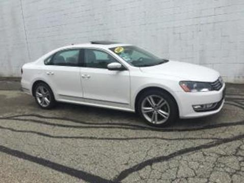 2015 Volkswagen Passat for sale in Murrysville, PA