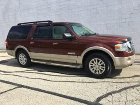2008 Ford Expedition EL for sale in Murrysville, PA
