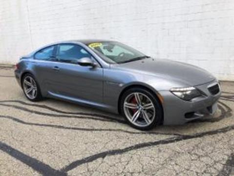 2009 BMW M6 for sale at CHOICE AUTO SALES in Murrysville PA