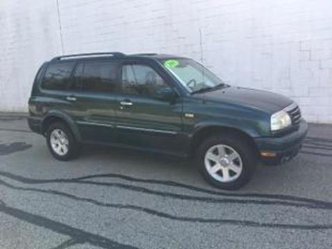 2002 Suzuki XL7 for sale in Murrysville, PA