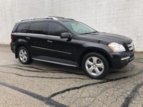 2012 Mercedes-Benz GL-Class for sale in Murrysville, PA