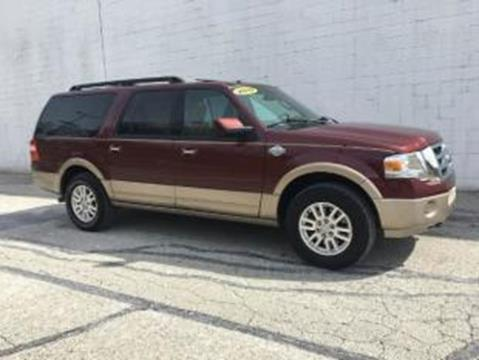 2012 Ford Expedition EL for sale in Murrysville, PA