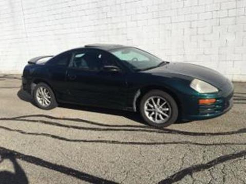 2001 Mitsubishi Eclipse for sale in Murrysville, PA