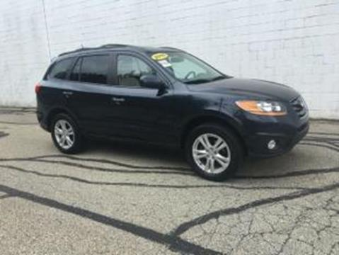 2010 Hyundai Santa Fe for sale in Murrysville, PA