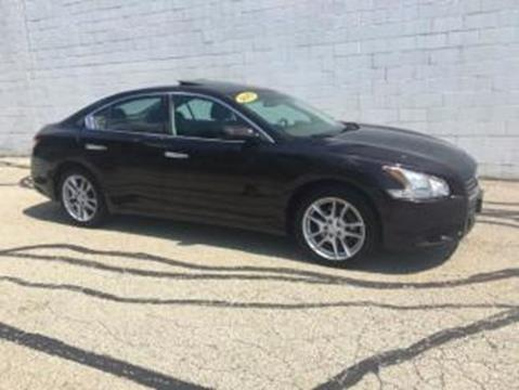 2011 Nissan Maxima for sale in Murrysville, PA