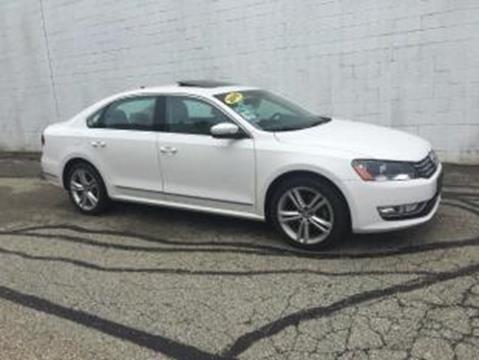 2015 Volkswagen Passat for sale in Murrysville, PA