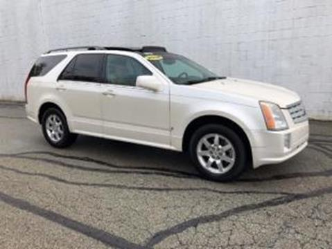 2008 Cadillac SRX for sale at CHOICE AUTO SALES in Murrysville PA