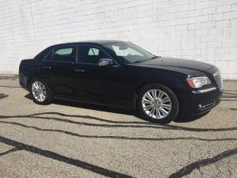 2013 Chrysler 300 for sale at CHOICE AUTO SALES in Murrysville PA
