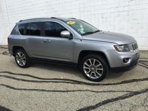 2015 Jeep Compass for sale in Murrysville, PA