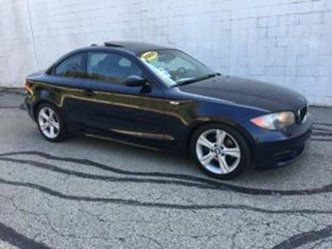 2009 BMW 1 Series for sale in Murrysville, PA