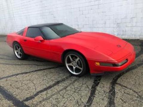 Chevrolet Corvette For Sale In Murrysville Pa Choice Auto Sales