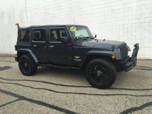 2008 Jeep Wrangler Unlimited for sale in Murrysville, PA
