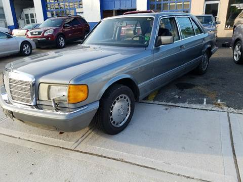 1987 Mercedes-Benz 420-Class for sale in Asbury Park, NJ