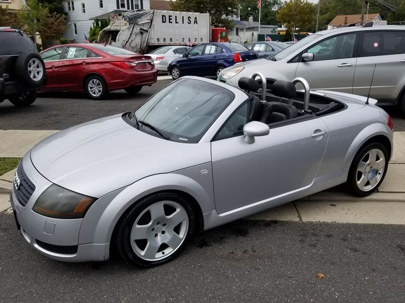 Audi TT Hp Quattro In Asbury Park NJ Off Lease And Less - 2002 audi tt
