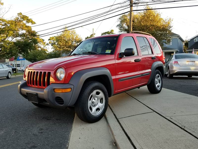 2003 Jeep Liberty For Sale At Off Lease And Less In Asbury Park NJ