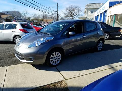 2015 Nissan LEAF for sale in Asbury Park, NJ