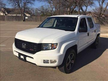 2013 Honda Ridgeline for sale in Plano, TX