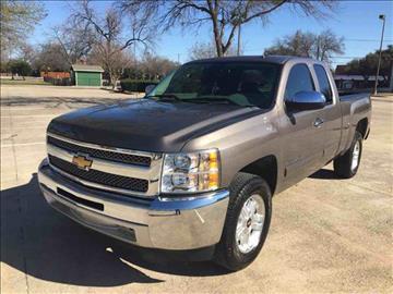 2012 Chevrolet Silverado 1500 for sale in Plano, TX