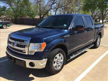 2013 Ford F-150 for sale in Plano, TX