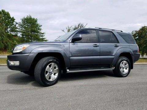 2004 Toyota 4Runner for sale in Rock Spring, GA