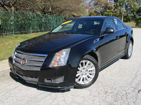 2011 Cadillac CTS for sale in Saginaw, MI