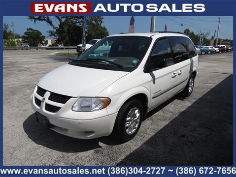 2001 Dodge Caravan for sale in South Daytona, FL