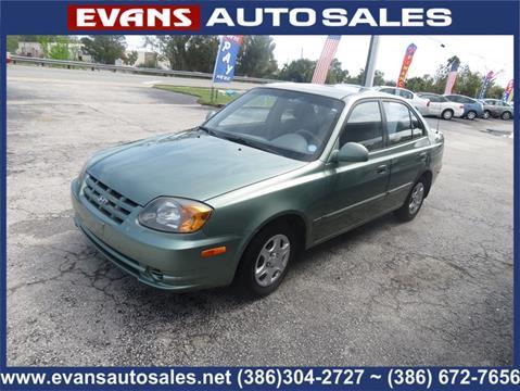 2005 Hyundai Accent for sale in South Daytona, FL