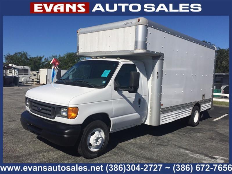 Evans Auto Sales >> 2006 Ford E Series Cargo In South Daytona Fl Evans Auto Sales