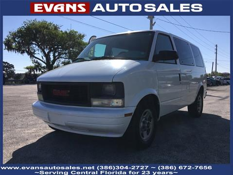 2004 GMC Safari for sale in South Daytona, FL