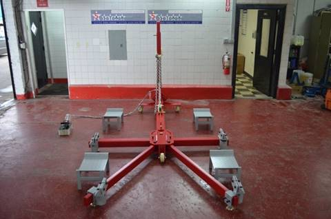 2020 5 Star Auto Body L Frame machine Pull for sale in Chicago, IL
