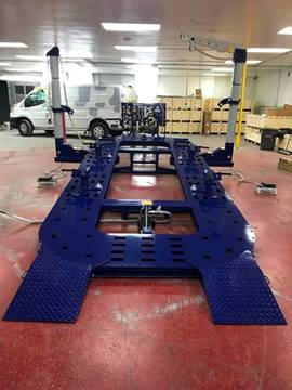 2020 5 Star Auto Body Heavy Duty  Frame Machine for sale at Kamran Auto Exchange Inc in Chicago IL
