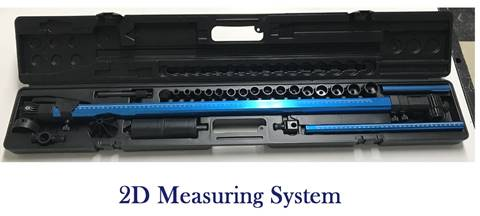 2020 2D Measuring 5 Star Tram Gauge for sale at Kamran Auto Exchange Inc in Chicago IL