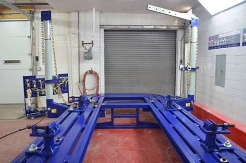 2020 5 star frame  machine Auto body frame machine