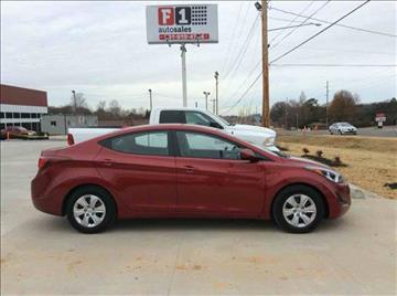 2016 Hyundai Elantra for sale in Clarksville, TN