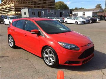 2013 Ford Focus for sale in Clarksville, TN