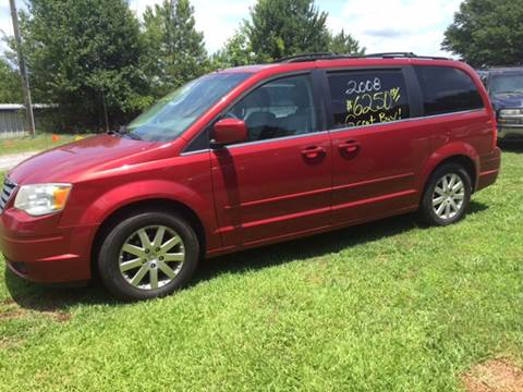 2008 Chrysler Town and Country for sale in Easley, SC