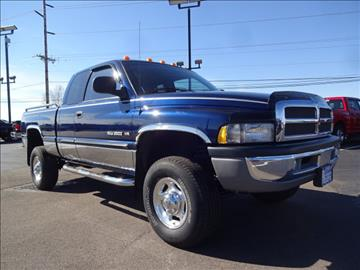 2001 Dodge Ram Pickup 2500 for sale in Troy, OH