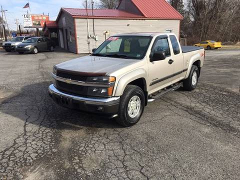 2004 Chevrolet Colorado for sale in Saugerties, NY