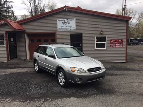 2007 Subaru Outback for sale in Saugerties, NY