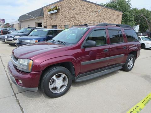 2005 Chevrolet TrailBlazer EXT for sale in Roseville, MI