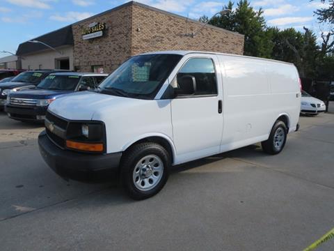2012 Chevrolet Express Cargo for sale in Roseville, MI