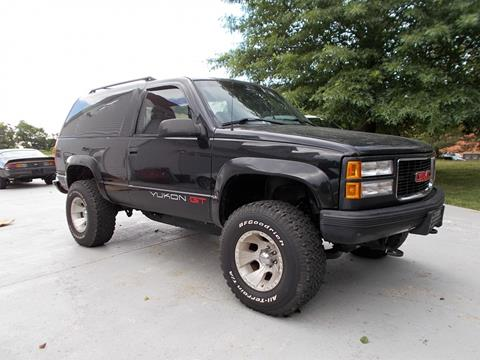 1996 GMC Yukon for sale in Murfreesboro, TN