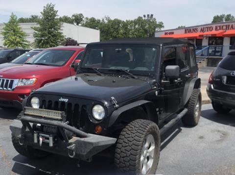 2010 Jeep Wrangler Unlimited for sale in Murfreesboro, TN