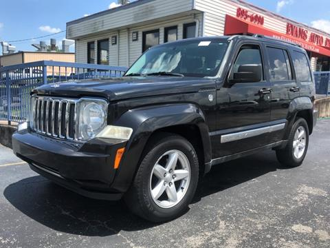 2011 Jeep Liberty for sale in Murfreesboro, TN