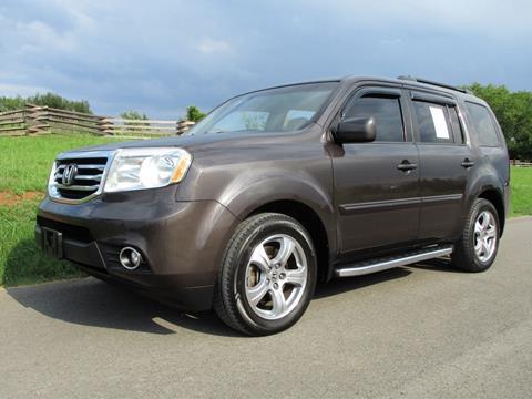 2012 Honda Pilot for sale in Murfreesboro, TN