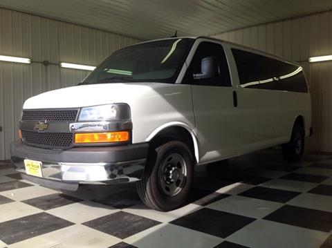 2015 Chevrolet Express Passenger for sale in Rayville, LA