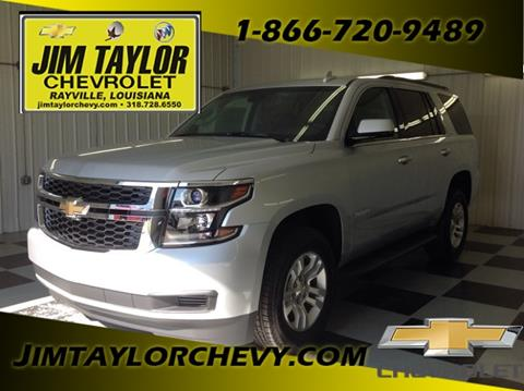 2017 Chevrolet Tahoe for sale in Rayville, LA